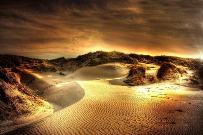 Dansk strand